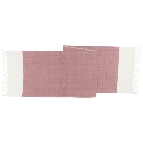 Asha Table Runner -Red