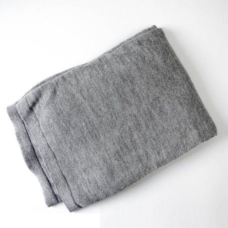 Refuge Throw -Solid Ice Grey SALE
