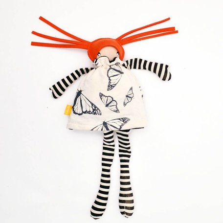 Butterfly Flip Doll - Large