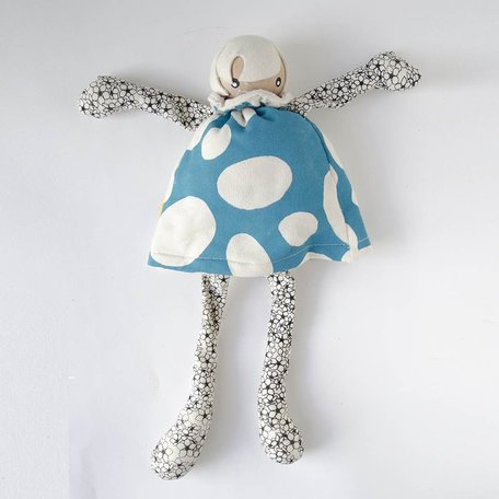 Bluebird Flip Doll - Large