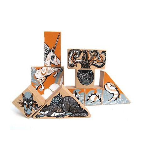 Mythical Creature Story Block Set