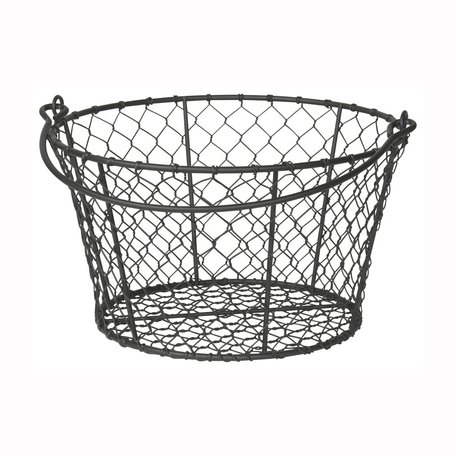 Homestead Basket -Black