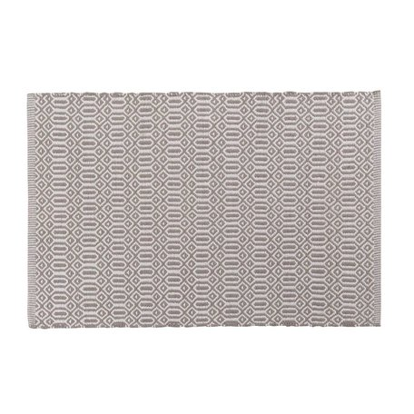 Bazaar Area Rug -Grey