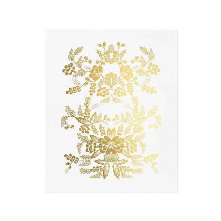 Rorschach Art Print 11x14