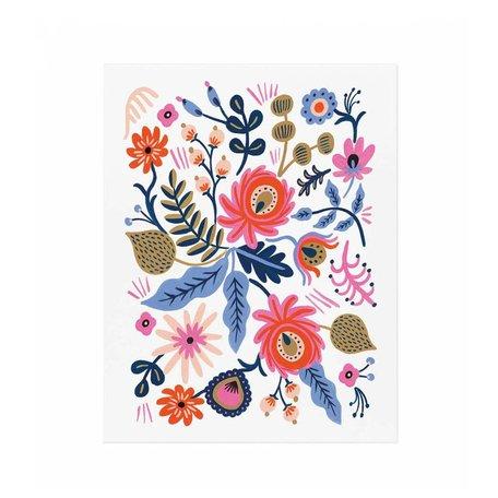 Russian Folk Print -11x14