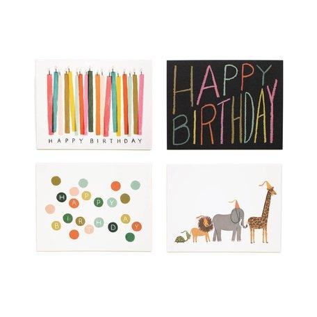 Assorted Birthday Set