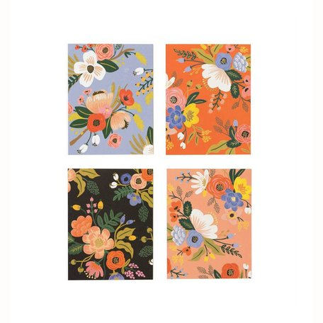 Lively Floral Greeting Card Box/8