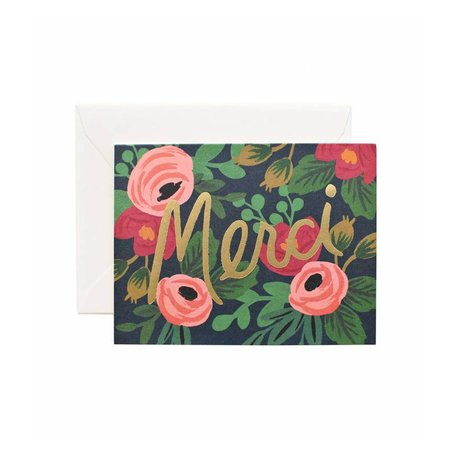 Rosa Merci Card Box/8