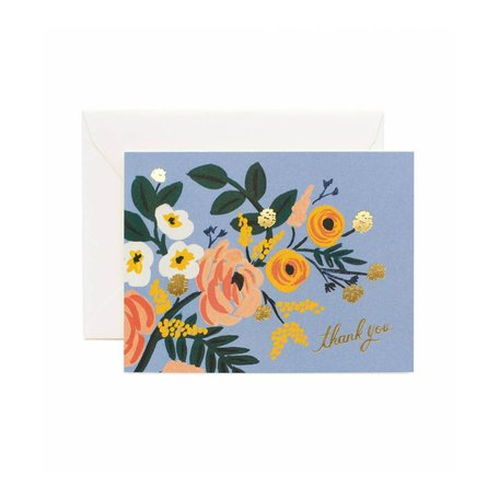 Robin Thank You Card Set