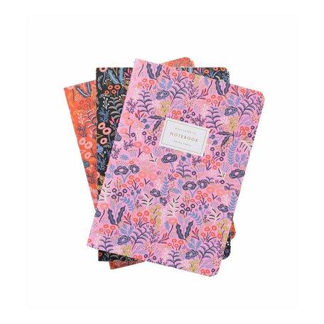Stitched Notebooks Set 3