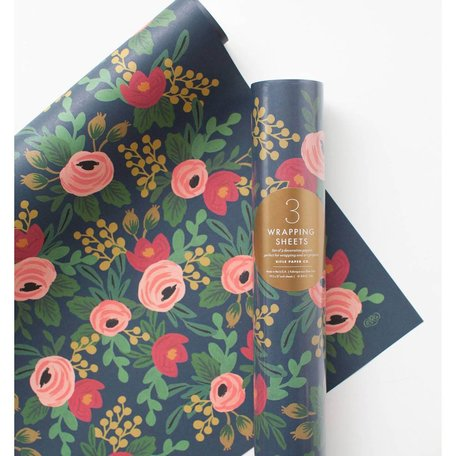 Rosa Wrapping Paper