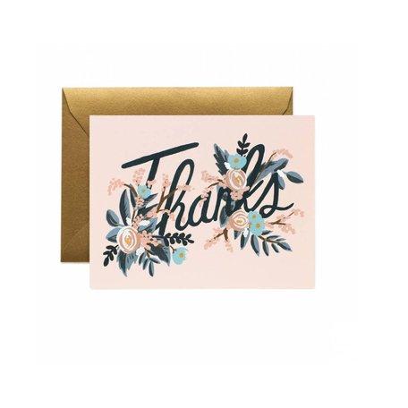 Woodland Thank You Card Box/8
