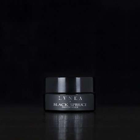 Black Spruce Solid Perfume