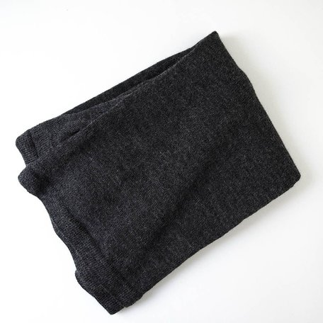 Refuge Throw -Solid  Charcoal SALE