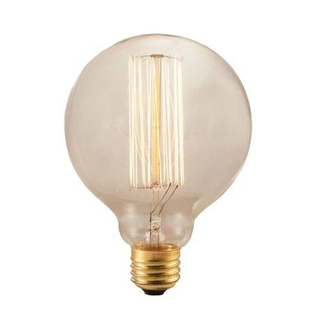 40W Globe Edison Bulb
