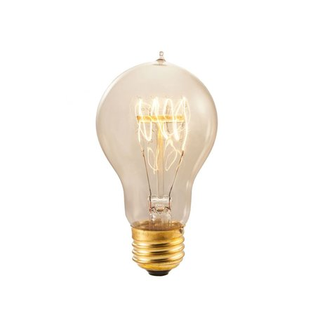 40W A-Shape Edison Bulb