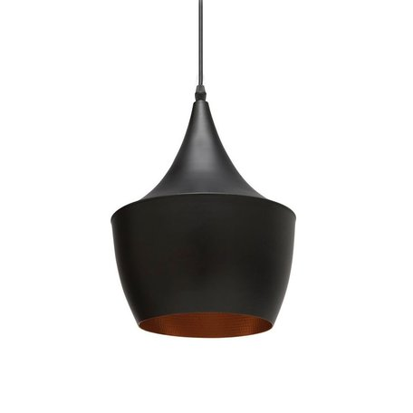 Big Karl Pendant -Black