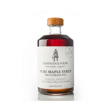 Organic Maple Syrup 500ml