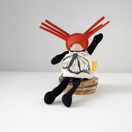 Butterfly Flip Doll -Mini