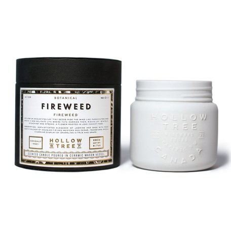 Fireweed Candle