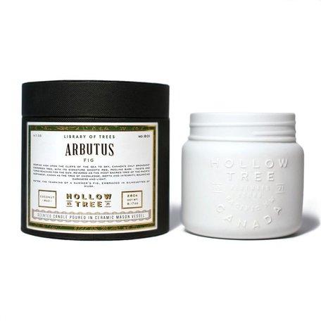 Arbutus Candle