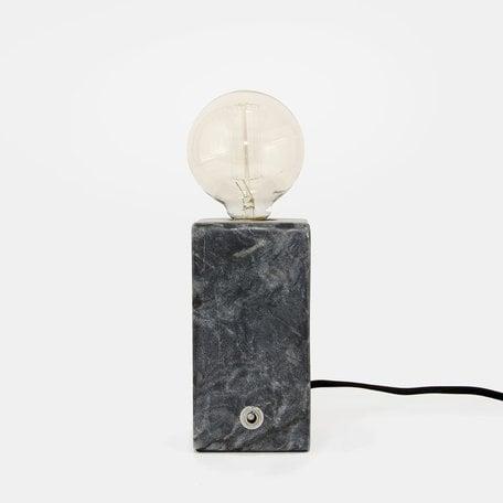 Graaff Marble Lamp -Slate