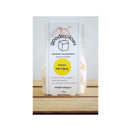 Lemon Meringue Marshmallows 100g