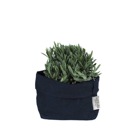 Paper Bag -Navy Blue