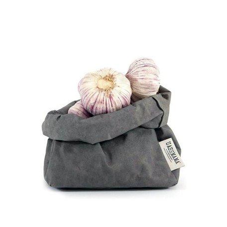 Paper Bag  -Dark Grey