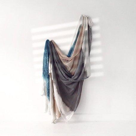 Nomad Scarf -Warm Grey