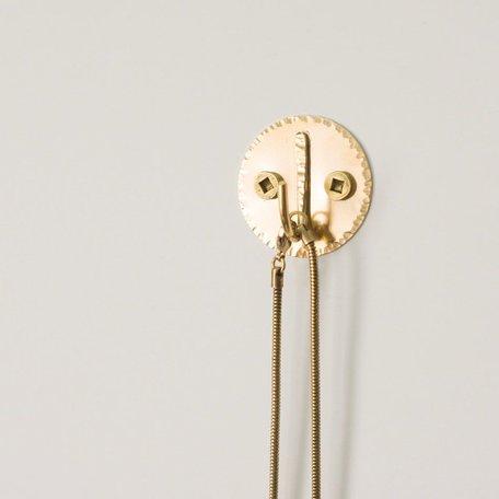 Brass Circle Hook