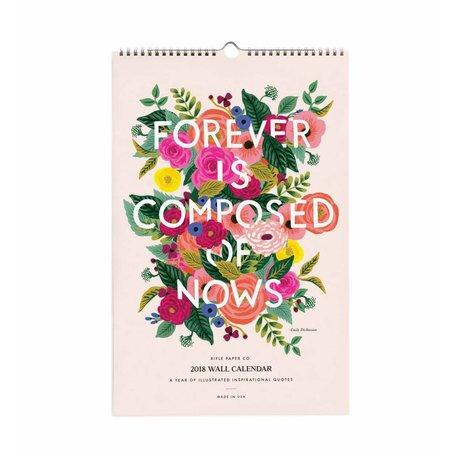 2018 Inspirational Quote Calendar