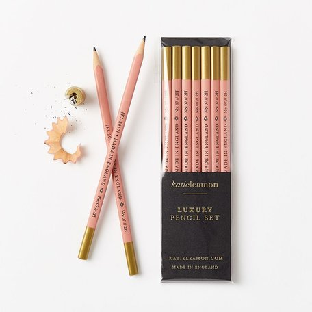 Dark Pink 2H Pencil Pack /7
