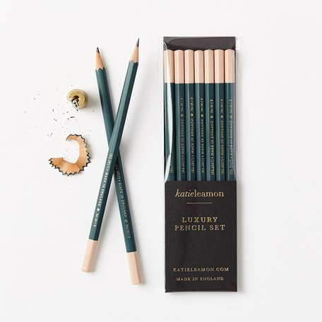 Dark Green B Pencil Pack /7
