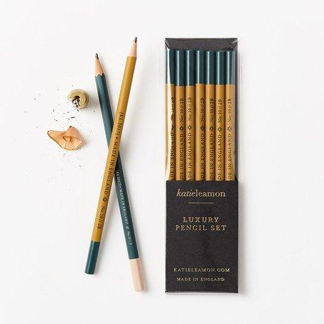 Mustard 2B Pencil Pack /7