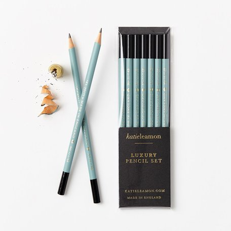 Teal 4B Pencil Pack /7