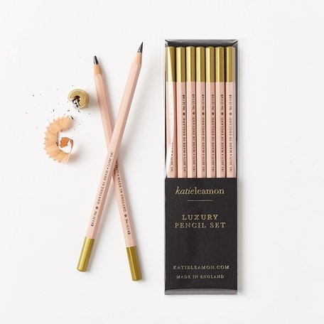 Pale Pink 6B Pencil Pack /7
