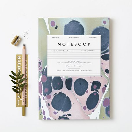 Marble Article 06 Notebook