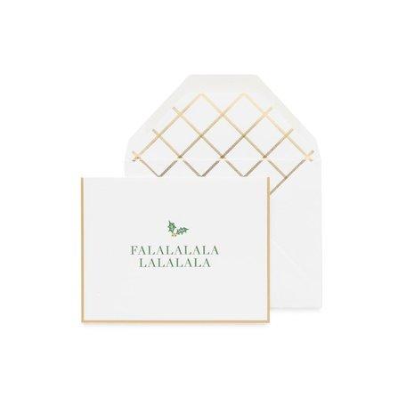FaLaLaLaLa Card