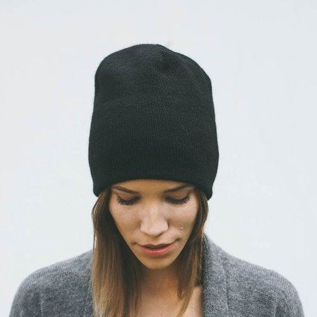 Andes Beanie -Black