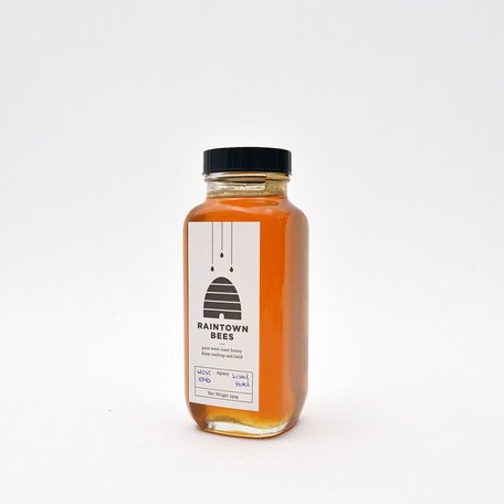Raintown Bees Honey 350g
