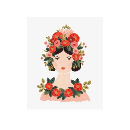 Rosa Print -8X10