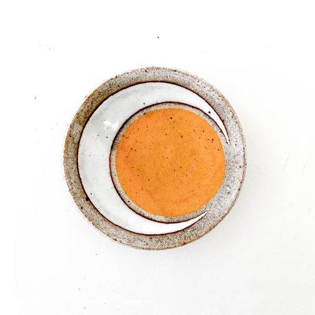Marigold Crescent Moon Dish -Small