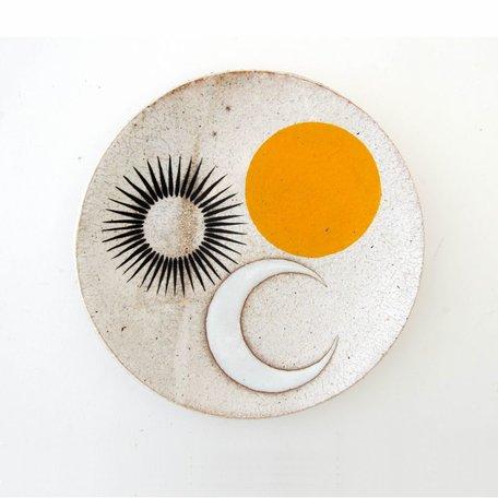 Sunny Three Dish -Large