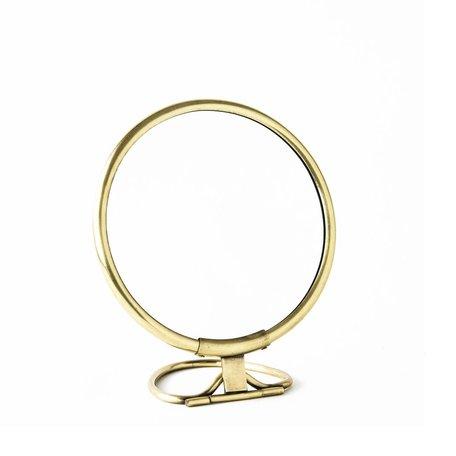 Florin Round Vanity Mirror -Large