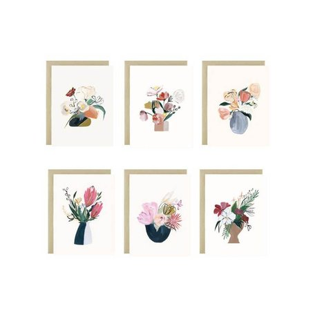 Bouquet Assorted Set/6