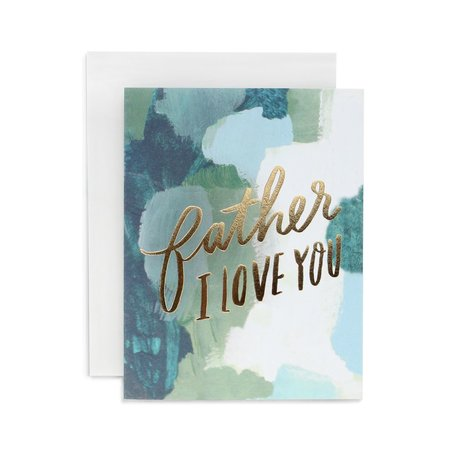 Father Love Card