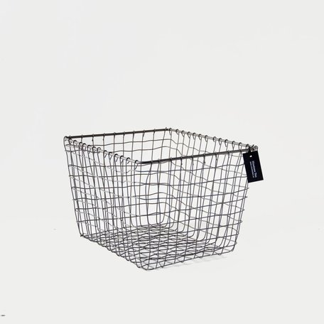 Tall Wire Basket -Large