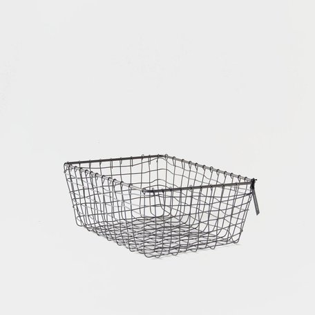 Low Wire Basket -Large
