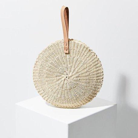 Scallop Midi Bag